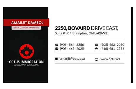 Bussiness Card Design 01