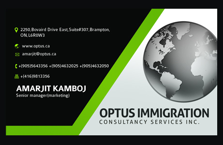 Bussiness Card Design 02